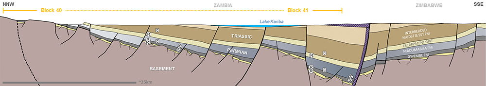 Zambia cros-section