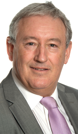 Graeme Thomson, CEO